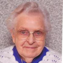 Sister Dorothy Hunt SSND
