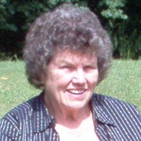 """Mrs. Patricia """"Pat"""" Rae Peak"""