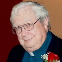 Rev. Dean F.  Lewis