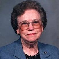Mrs. Mary V. Jackson
