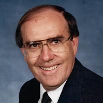 Reverend James Frederick Holmes