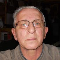 """John A. """"JT"""" Tomaszewski"""