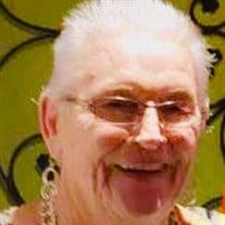 Mary Frances Zanders Davis