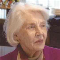 Mary Frances Barker Schneider