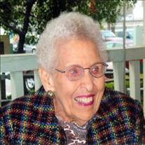 Betty Adeline Heerwald