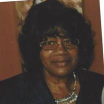 Mrs. Deettie Hudson