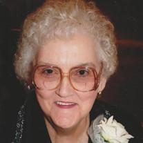 Mrs. Margaret Joyce Jackson