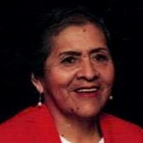 Mercedes Maria Vargas Vega