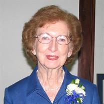 Doris Scofield Richardson