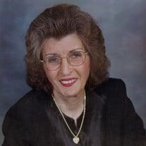 Mrs. Betty Pauline Johnson Bunch