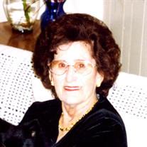 Alberta Louise Barker