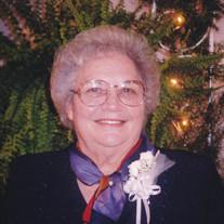 Mrs. Annie Mae Duck