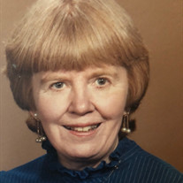 Ms. Muriel Louise Lindstrom