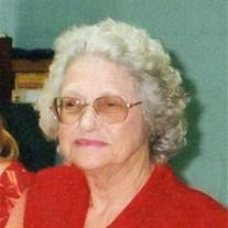 Ovell Edith Waddell