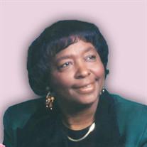 Missionary Naomi  Jean Shields
