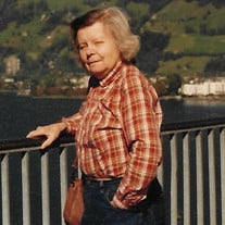 Madeleine Wepfer