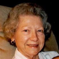 Mrs. Hazel Fay Cox