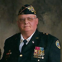 1SGT (Ret) Paul Edward Schuler Jr.