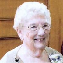 Mrs. Margaret Alice McCue Barnes