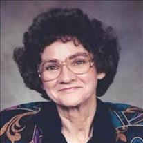 Clara Louise Tiner