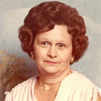 Mary M. Plunk of Bethel Springs, TN