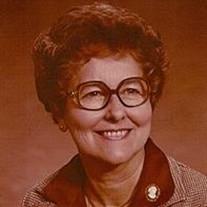 Betty Lorraine Kerr