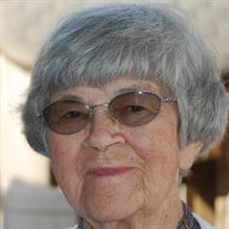 Mrs. Doris Pearl Robertson