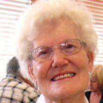 Lucy Mae Hopper Johnson