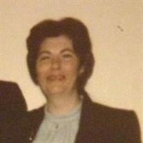 Mrs Sheila A. Lane