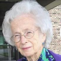 Frances Wyonia Henderson