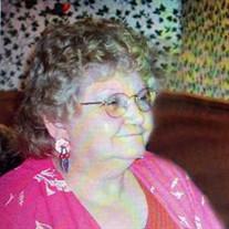 Mildred Janet Dewar