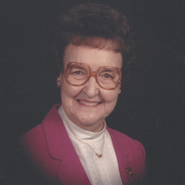 Mrs.  Margie Yates Thomas