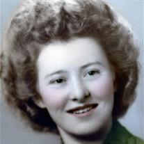 Eileen Mary McMillan
