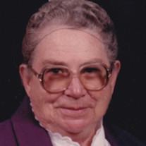 Pansy Opal (Miller)  Lucas