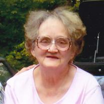 Barbara Mae (Samuels)  McGrew