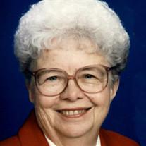 Flora Mae Newman