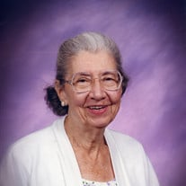 Ms. Genevieve Joyce Naumoff