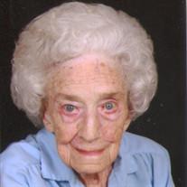 """Rebecca Louise """"Granny"""" Correll Durham"""