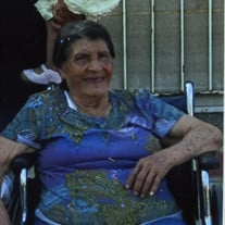Mrs. Maria de Jesus Guerra de Gomez
