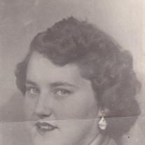 Mary Anne Elizabeth (Mudd)  Dennison