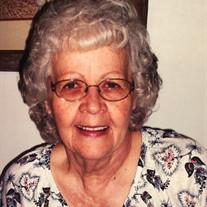 Shirley Jane Thornburg