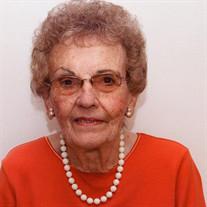 Mrs. Martha Ann Morgan Davis