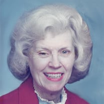 Betty Kennedy Simpson