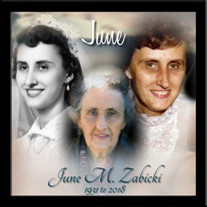 June M. Zabicki