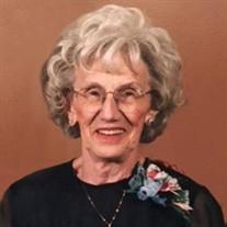 "Henrietta Mae ""Pete"" Hubers"