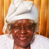 Mother Willie Mae McClinton
