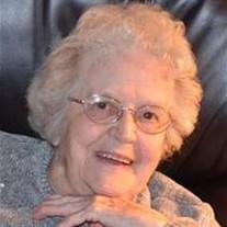 Eileen  Margaret McGriff