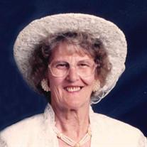 Mrs. Stella Kindley Edwards