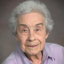 Dorothy M. Lawman