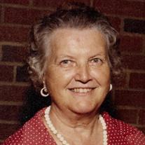 Mildred E. Gambaccini